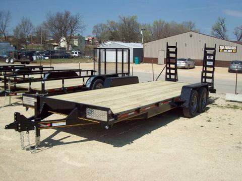 New 2019 Heartland 20ft. Trailer