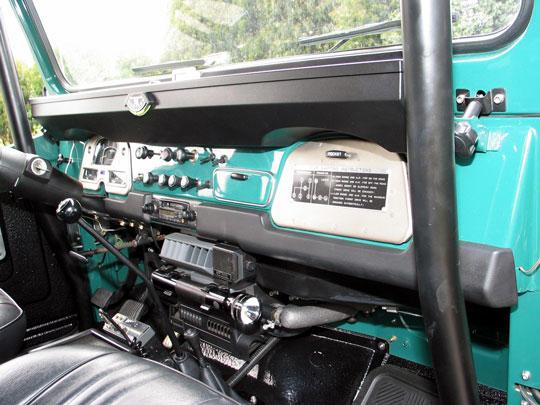 FJ40 Interior