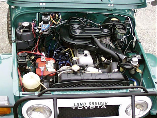 76 Fj40 Build Up