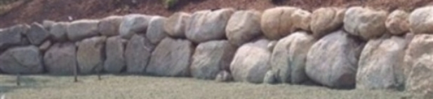 Rock Wall, Long Island Boulders