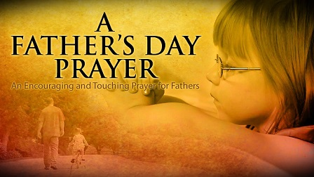 Fathers Day Prayer