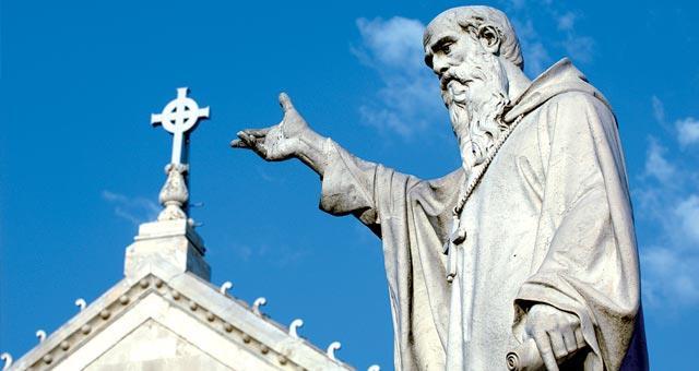 LOURDES PRAYER REQUEST - Prayer to Saint Benedict