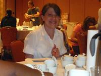 Charity Chalmers, Chariteas Tea, Certified Tea Specialist