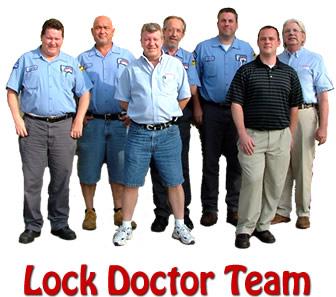The Lock Doctor Team