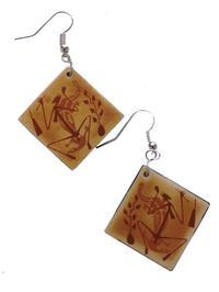 Aboriginals Design Earrings