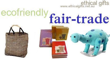 ecofriendly and, fairtrade products