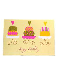 Ecofriendly birthday cards