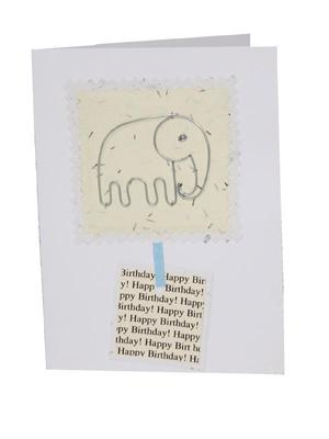 Eco-friendly birthday cards