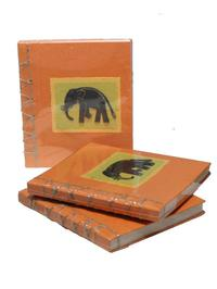 Eco Gift Idea. Journals Elephant Dung Paper.