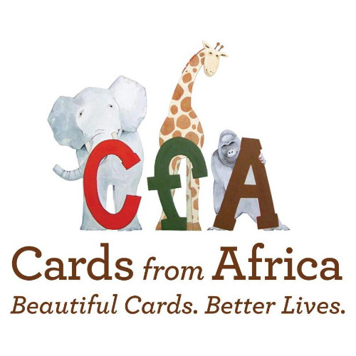 Fair-trade eco greeting cards
