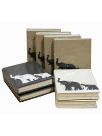 Recycled paper Journals