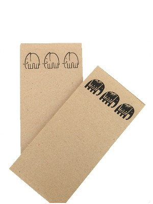 Ecofriendly notepads