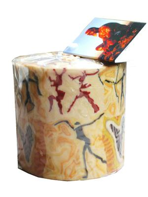 African Fairtrade Candles