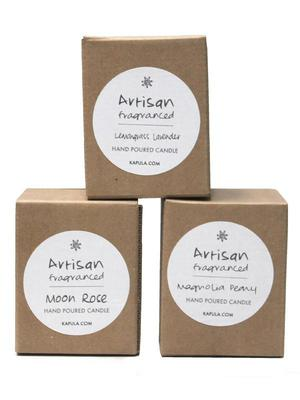 Scented Fair-Trade Candles