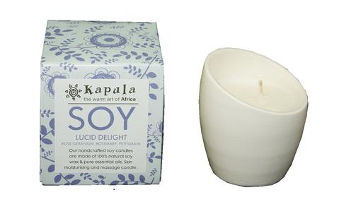 fairtrade candles