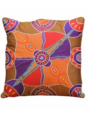 Soft furnishings Aboriginal design