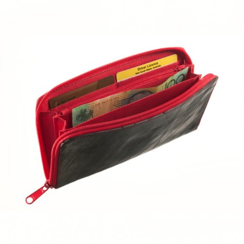 Wallets Recycled Bike Tube