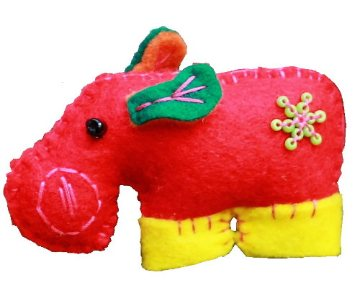 hippos, gifts handmade
