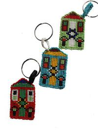 Keyrings South African Beadwork