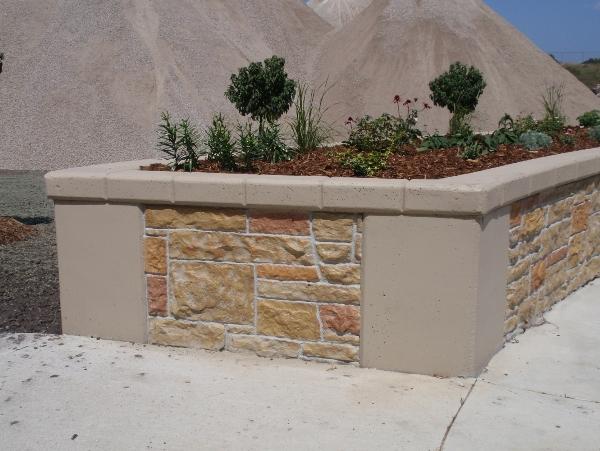 Koball S Poured Walls Inc Decorative Retaining Walls