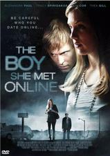 The Boy She Met Online DVD.