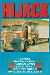 Hijack starring David Janssen DVD