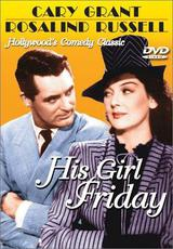 His Girl Friday in Color DVD.