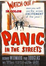 Panic in The Streets in Color DVD.