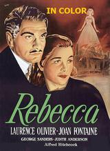 Rebecca in Color DVD.