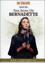 The Song of Bernadette in Color DVD