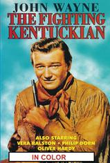 The Fighting Kentuckian in Color DVD