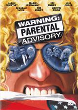 Warning Parental Advisory DVD
