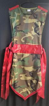 Camouflage Ephod