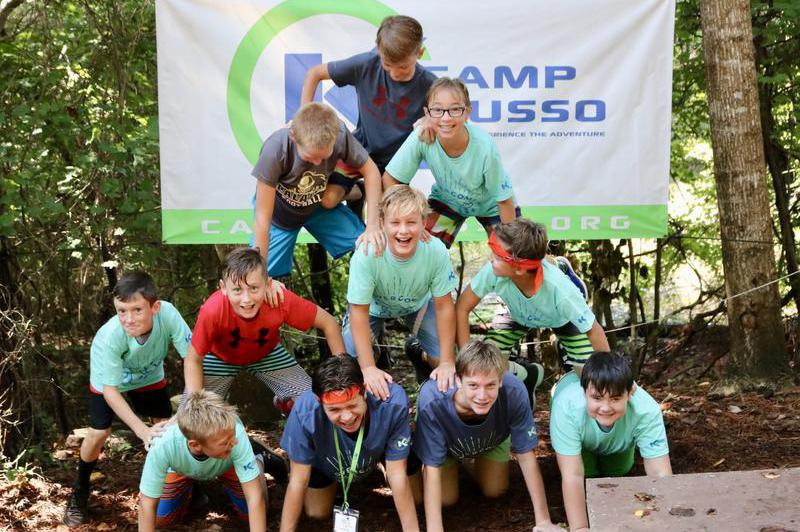 Camp K Great Give Away
