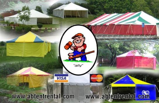 A & B Tent rental