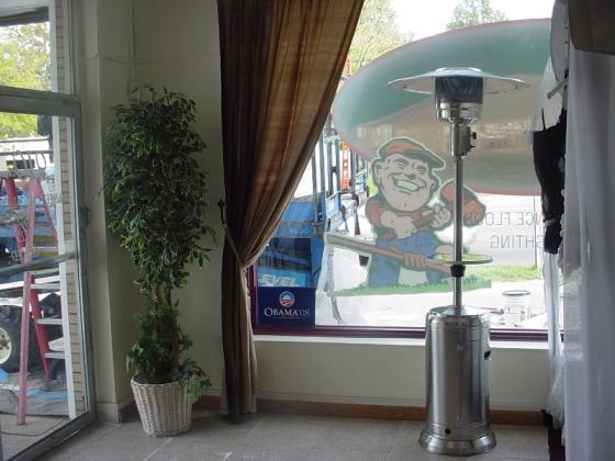 Patio Heater