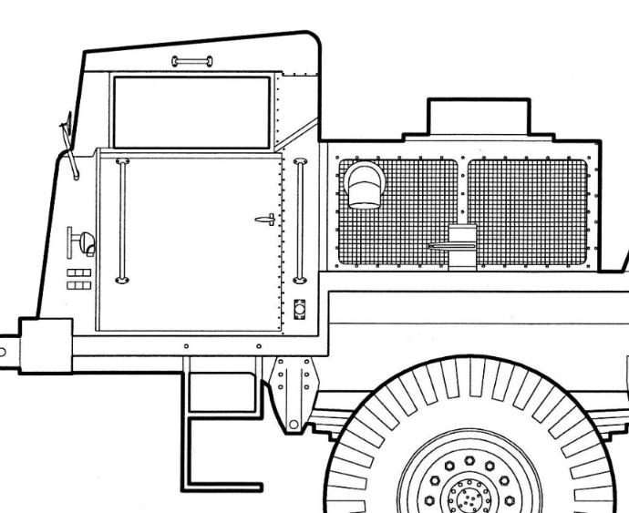 The M65 280mm Atomic Cannon - Order Drawings