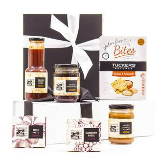 Hamper world gift baskets christmas hampers corporate gifts maggie beer sampler 17046a negle Images