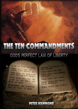 The Ten Commandments: God's Perfect Law of Liberty