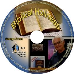 Biblical Holiness