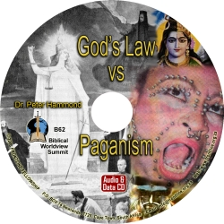 God's Law vs Paganism