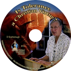 Is Tolerance a Christian Virtue?