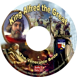 King Alfred the Great PLUS The Venerable Bede
