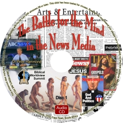 The Battle for the Mind in the News Media (2 CDs)