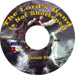 The Lord's Hand is Not Shortened