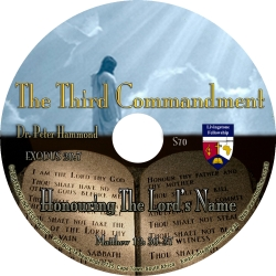 The 3rd Commandment: Honoring the Lord's Name