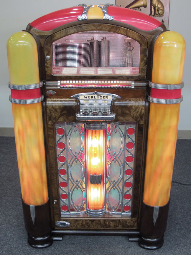 Wurlitzer 800 Jukebox