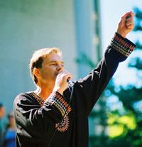 Rev. Barry Dennis