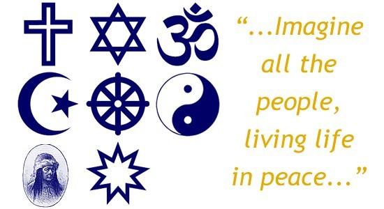 Coexist Celebration Portland Imagine Peace