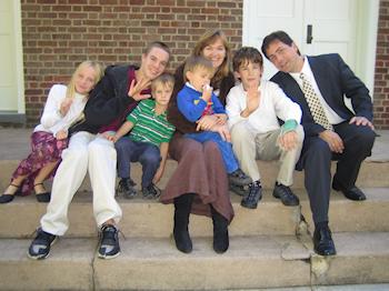 Pastor Sam Kellum Family